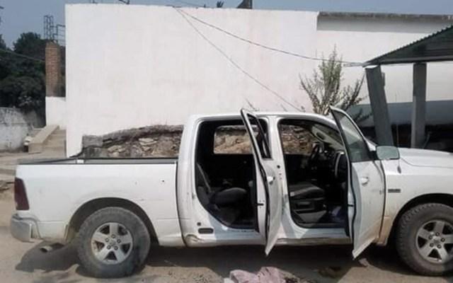 Cierran carretera Acapulco-México por enfrentamiento armado en Xaltianguis - xaltianguis