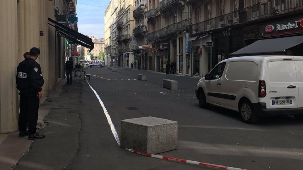 Macron habla de