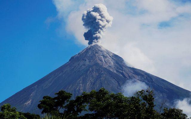 Los rostros de la tragedia del Volcán de Fuego, un año después - Foto de EFE.