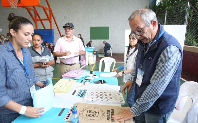 Apuntes sobre la elección de este domingo en Guatemala, por Daniel Zovatto - Foto de EFE.