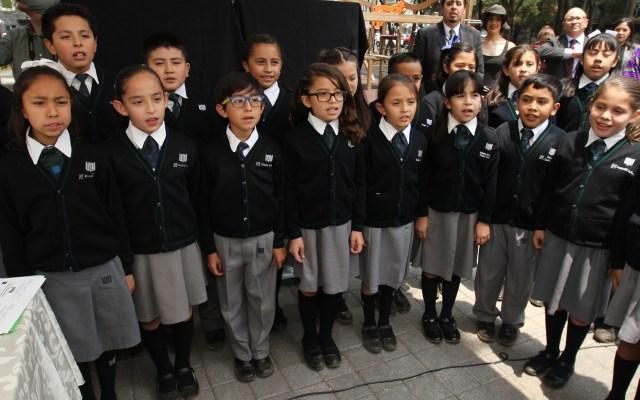 ¿Por qué se usa uniforme en la escuela? - Foto de Notimex.