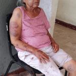 Denuncian agresión contra adultos mayores en Veracruz - Foto de Mega Noticias