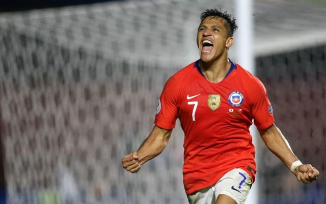 Chile comienza con goleada la defensa de su título en Copa América - Foto de Mexsport