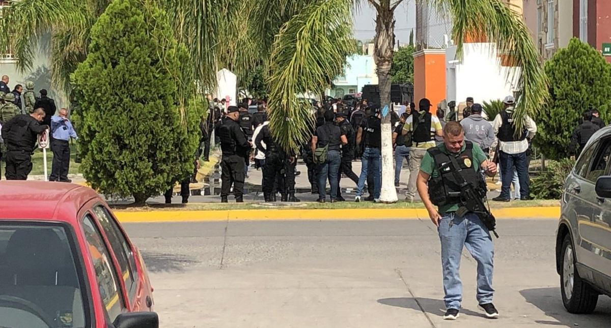 Matan a un agente y se desata balacera en Tlajomulco