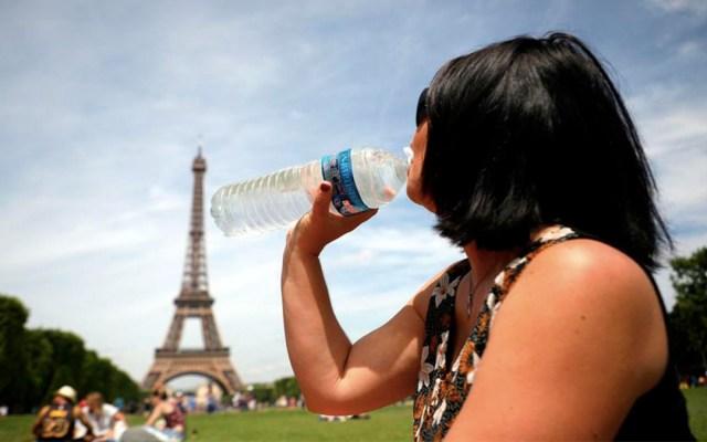 Alerta naranja en Francia por intensa ola de calor en Europa - Foto de Olivier Arandel /Le Parisien
