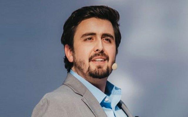 Nombran a Amaury Vergara nuevo presidente de Chivas - Foto de @Amauryvz