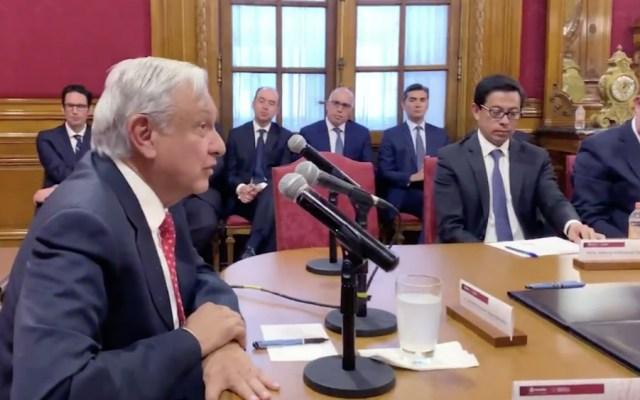 López Obrador firma acuerdo de refinanciamiento para fortalecer a Pemex - Foto de @lopezobrador_
