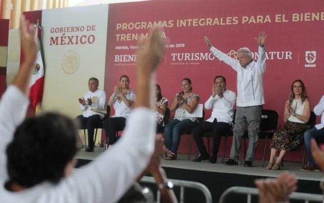 Anuncia López Obrador planta eléctrica en Península de Yucatán - Foto de Notimex