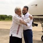 López Obrador y Bukele arrancan Plan de Desarrollo para Centroamérica - AMLO Nayib Bukele Andrés Manuel López Obrador Plan de Desarrollo