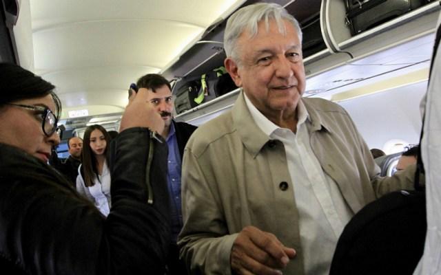 López Obrador celebra que continúe el diálogo con Estados Unidos - Foto de Notimex