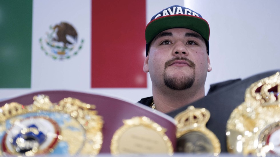 Andy Ruiz buscará que revancha con Anthony Joshua sea en México - Andy Ruiz boxeo box