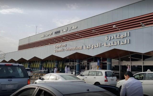 Arabia Saudita intercepta cinco drones de rebeldes yemenitas - Arabia Saudita aeropuerto Internacional