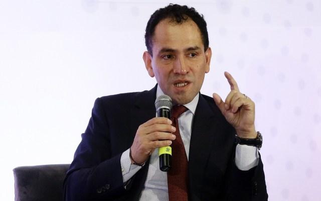 Biografía de Arturo Herrera - Arturo Herrera, subsecretario de Hacienda. Foto de Notimex