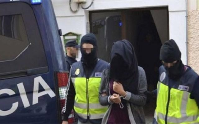 Repiten juicio en España contra mexicana por terrorismo yihadista - Aseguramiento de Ana Marilú R. C. Foto Especial / Periódico Zócalo