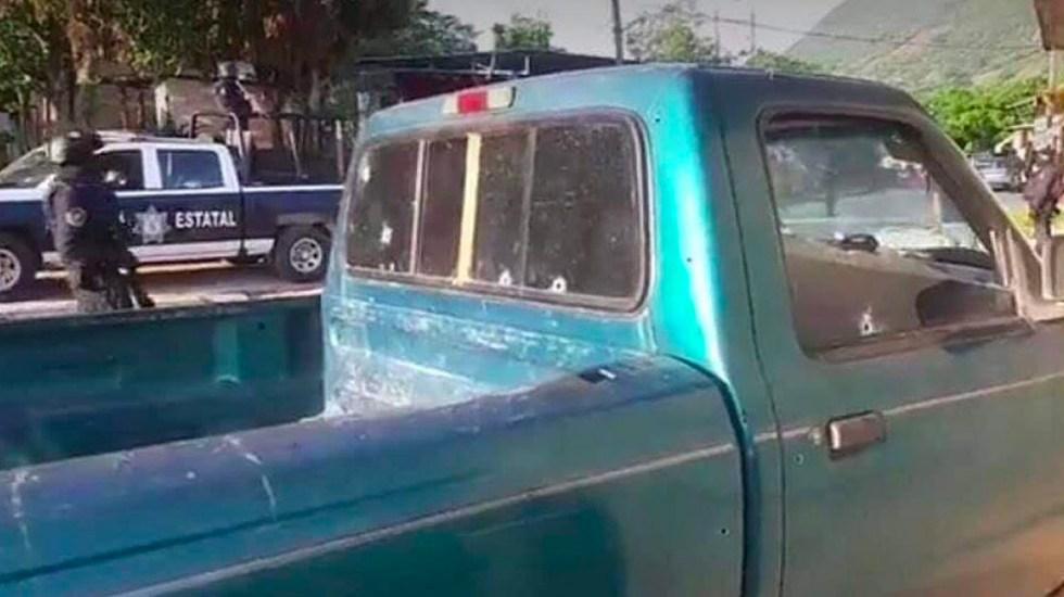 Ataque a integrantes de la UPOEG en Chilpancingo deja tres muertos - ataque chilpancingo