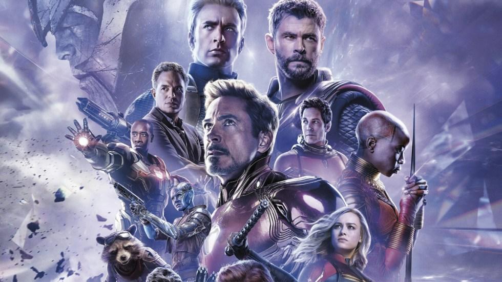 Marvel relanza 'Avengers' mientras se aproxima a romper un récord de taquilla - Avengers Endgame película más taquillera recaudación