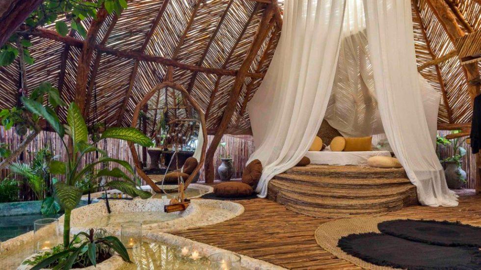 Azulik Tulum, un hotel en armonía con la naturaleza - Foto: Cortesía