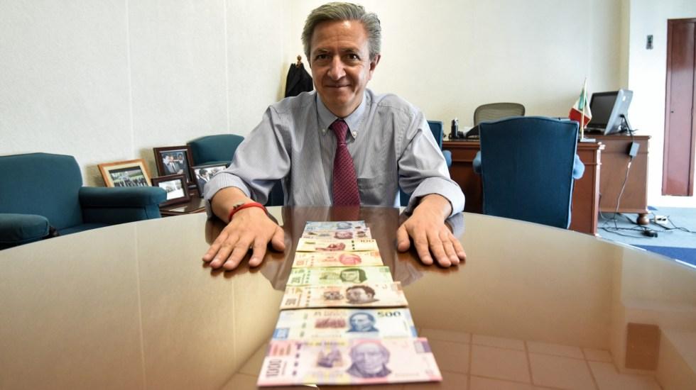 Nuevo billete de 200 pesos circulará en segundo semestre: Banxico - Banxico Billetes Billete