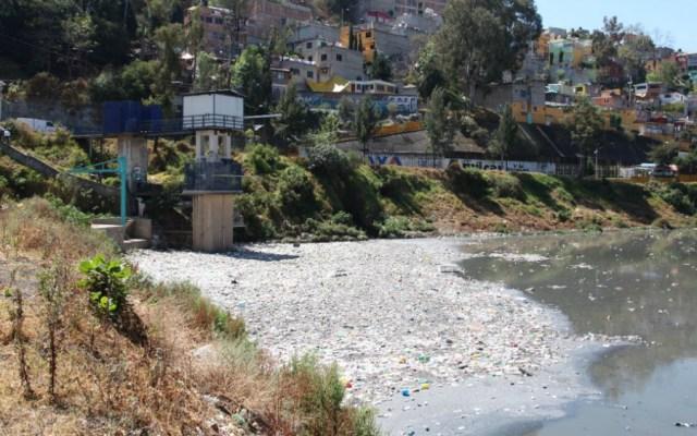 Basura genera 80 por ciento de inundaciones en la capital: Sacmex - Foto de SACMEX