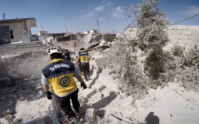 Mueren al menos 18 civiles por bombardeos al norte de Siria - bombardeos siria muertos