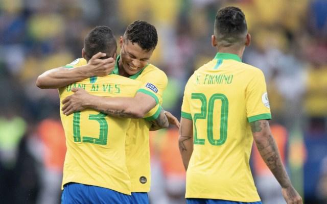 Con goleada, Brasil firma su pase a cuartos de la Copa América - Foto de @CBF_Futebol