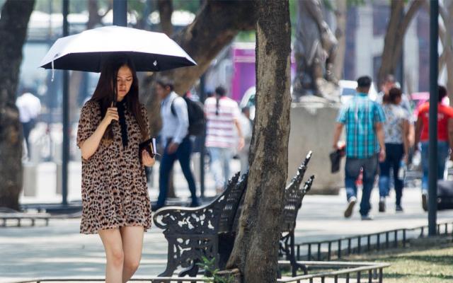 Prevén temperaturas de hasta 40 grados en varios estados del país - calor temperaturas
