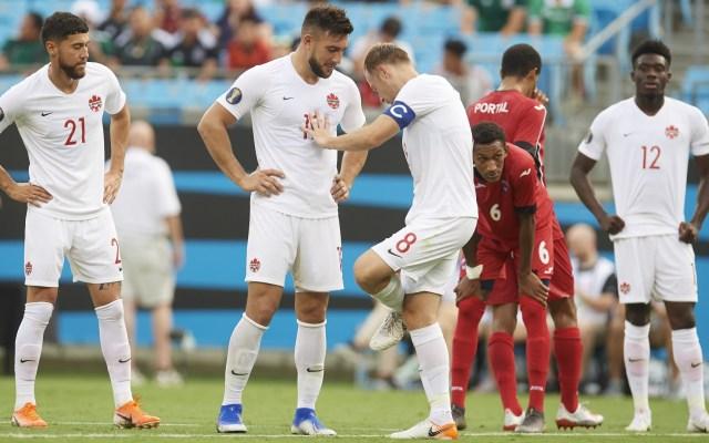 Canadá golea a Cuba y se clasifica a los cuartos de la Copa Oro - Canadá Cuba partido Copa Oro 2019