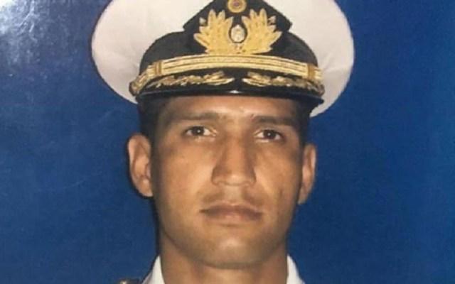 Grupo de Lima condena asesinato del capitán venezolano Rafael Acosta - Capitán venezolano Rafael Acosta Arévalo. Foto de @jguaido
