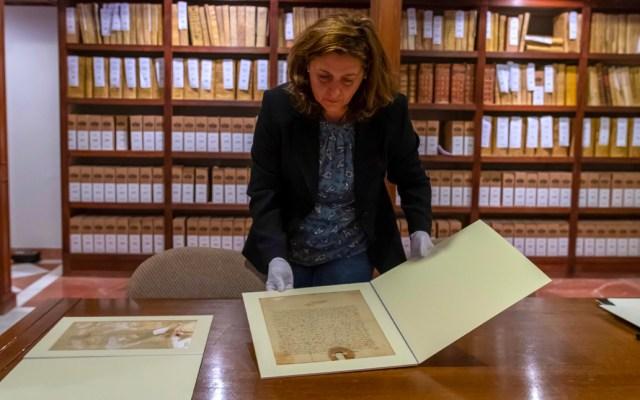 Hallan cartas inéditas que arrojan luz sobre el primer viaje de Colón - Colón
