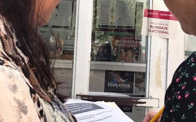 Ordenan a Secretaría transparentar metodología del censo del Bienestar - Censo del Bienestar. Foto de @bienestarmx