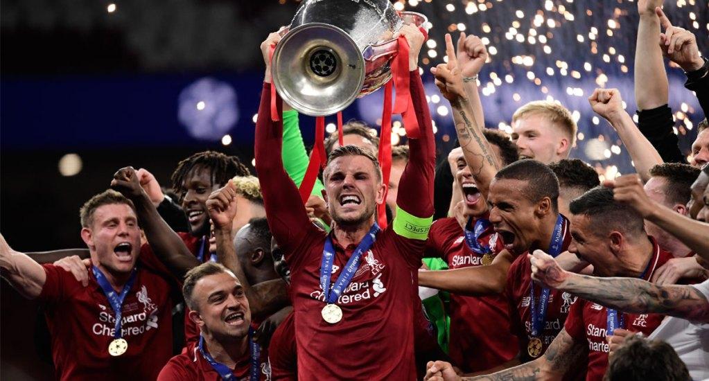 Liverpool es campeón de la Champions League - Foto de AFP / Javier Soriano