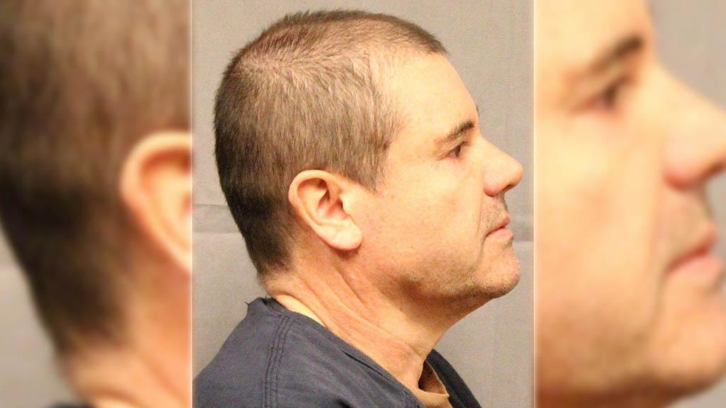 Joaquín 'el Chapo' Guzmán denuncia trato cruel e inhumano en cárcel de EE.UU. - Chapo Joaquín Guzmán Loera DEA