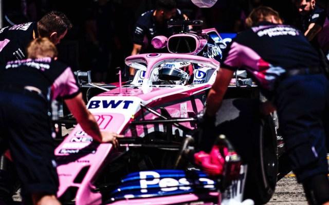 Checo Pérez termina 14 en prácticas del Gran Premio de Austria - checo pérez prácticas gran premio de austria