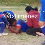 Muere el presunto homicida que fue herido en campo de futbol de la GAM - Foto de @c4jimenez