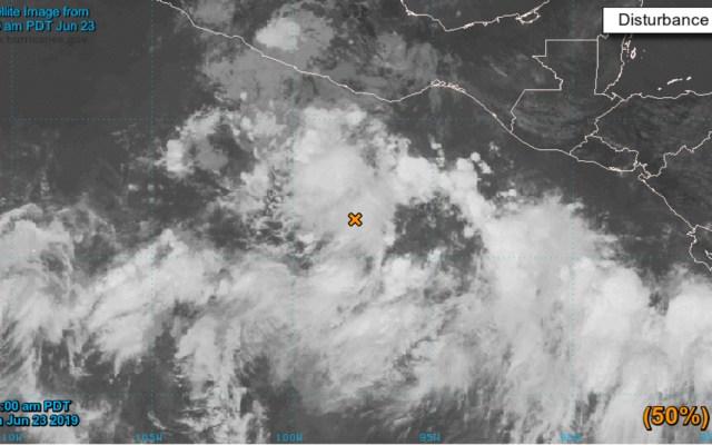 Continúa vigilancia de fenómeno que podría convertirse en ciclón en costas de Oaxaca - ciclón tropical oaxaca