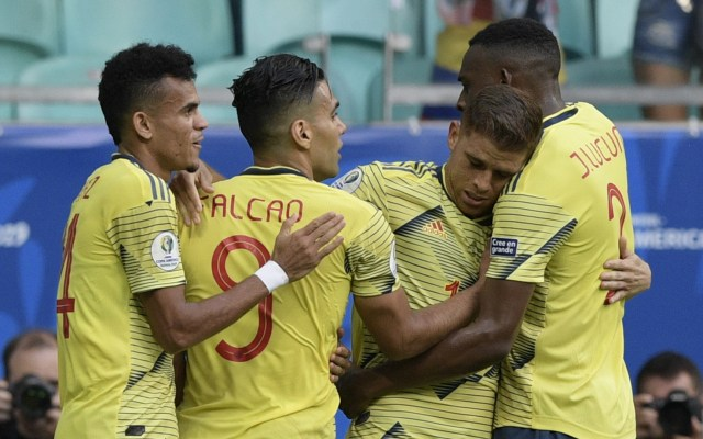 Colombia doblega a Paraguay y sigue paso perfecto en la Copa América - Colombia Copa América Paraguay