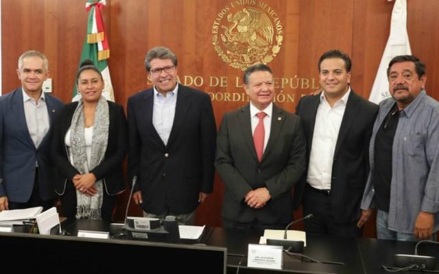 Comisiones del Senado aprueban en lo general Ley Nacional de Extinción de Dominio - Foto de Senado de la República