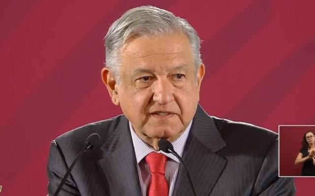 López Obrador defiende su derecho a opinar sobre Santa Lucía - Conferencia AMLO 17 de junio. Captura de pantalla
