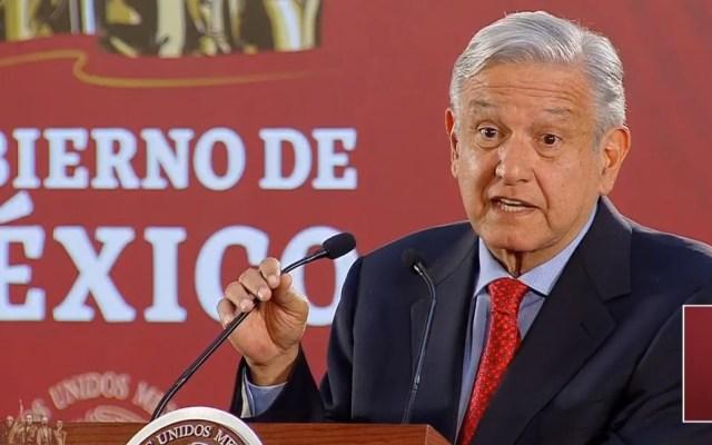 Lo mejor es el libre comercio, no los aranceles: López Obrador - Conferencia AMLO 5 de junio. Captura de pantalla
