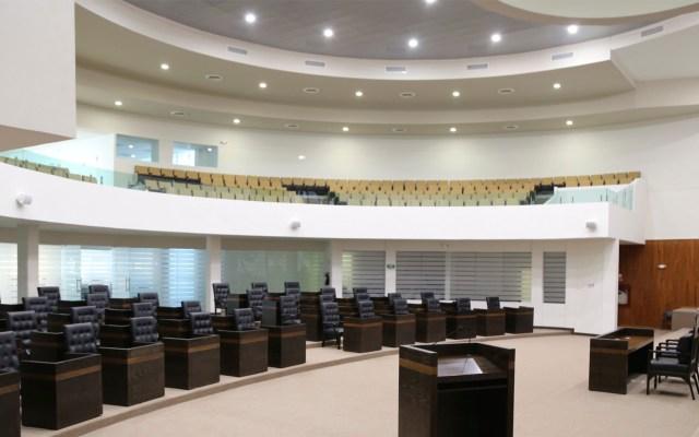 Tendrá Acción Nacional mayoría en el Congreso de Tamaulipas - Foto de facebook.com/CongresoTamaulipas.