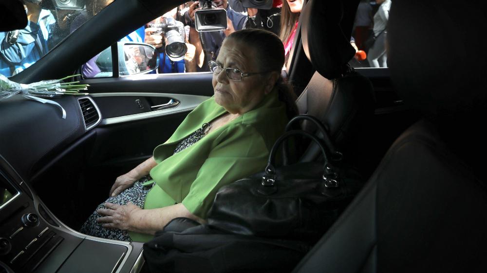 Consuelo Loera, madre de Joaquín 'Chapo' Guzmán, se contagió de COVID-19 - Consuelo Loera El Chapo