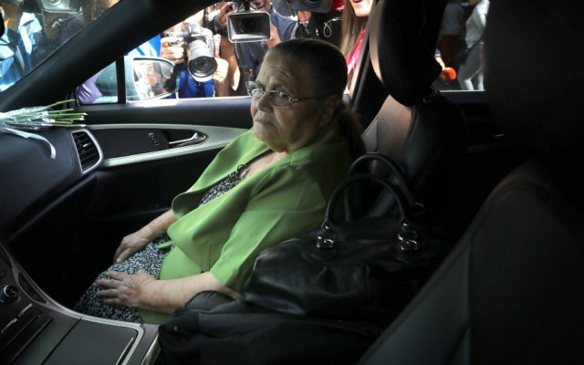 Madre del 'Chapo' Guzmán envía carta a Donald Trump - Foto de EFE