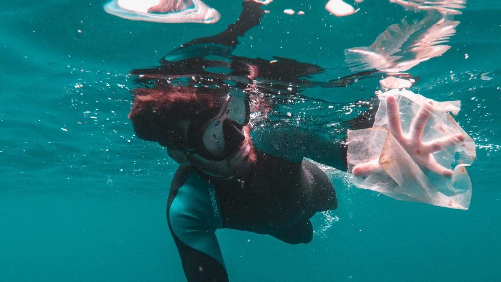 Llaman a acabar con la contaminación plástica en océanos - Contaminación plástica en océanos. Foto de Cristian Palmer / Unsplash