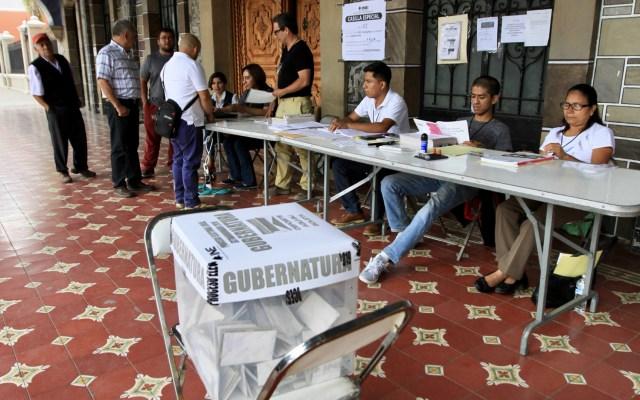 Conteo rápido en Puebla se dará a conocer después de las 21:00 h - conteo rápido elecciones puebla