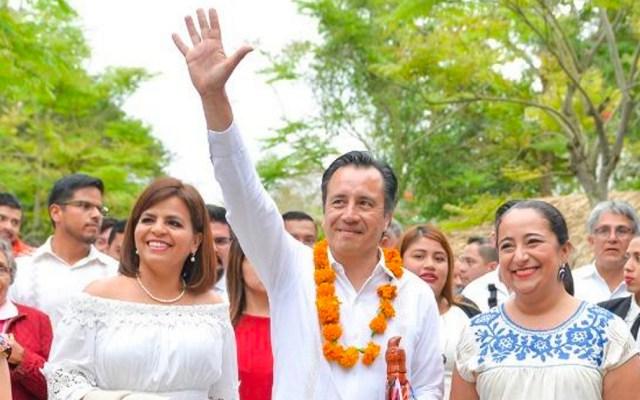 Cuitláhuac García solicita la desaparición de Mixtla de Altamirano - Foto de Notimex