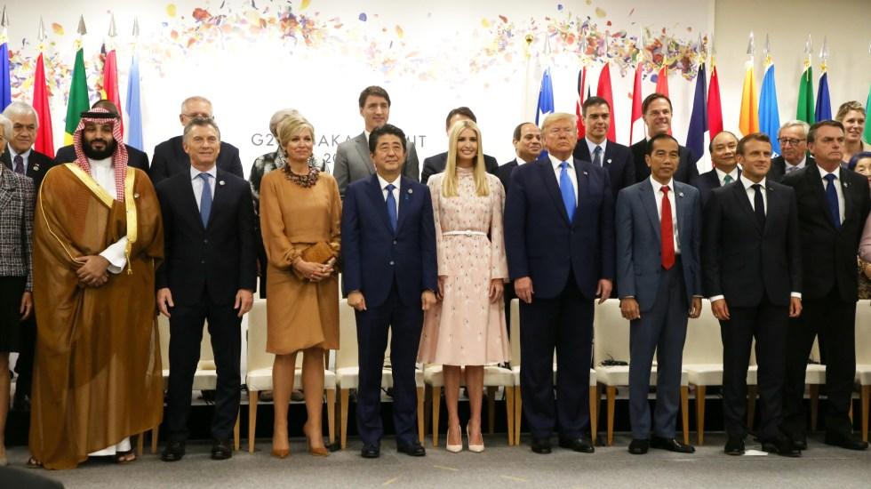 Cumbre del G20 concluye con compromiso a favor del libre comercio - cumbre del g20 libre comercio