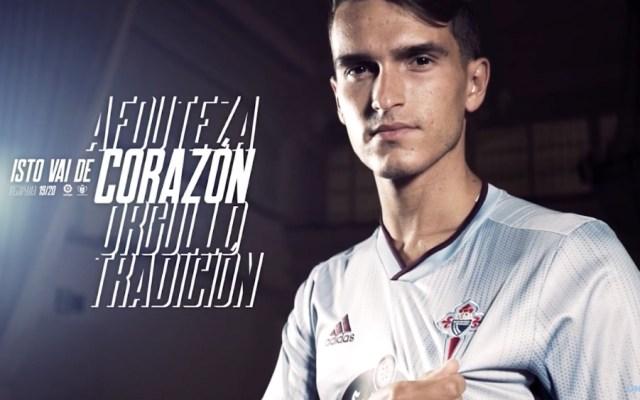 Denis Suárez será compañero de Néstor Araujo en el Celta de Vigo - Foto de Celta de vigo