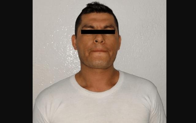 Detienen a probable responsable de feminicidio en Teotihuacán - Foto de Fiscalía Estado de México
