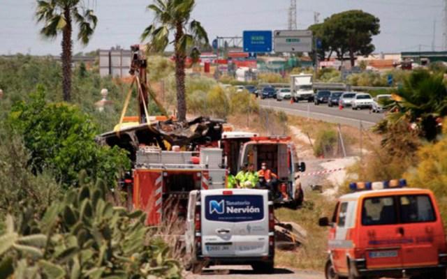 Distracción habría provocado el accidente donde murió José Antonio Reyes - distrcción accidente José Antonio Reyes