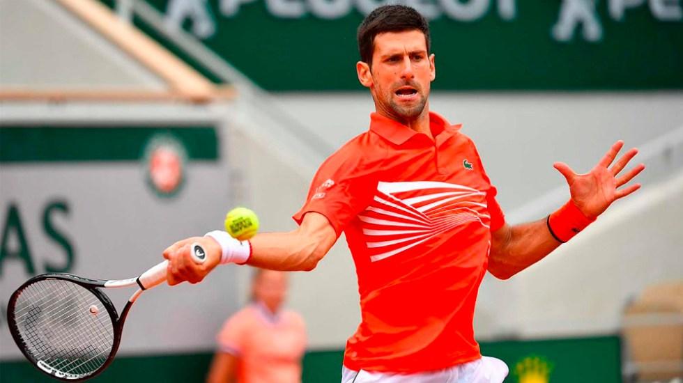 Djokovic llega a semifinales de Roland Garros tras dos años - Djokovic roland garros